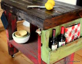 pallet kitchen island pallet beyond the picket fence pallet island