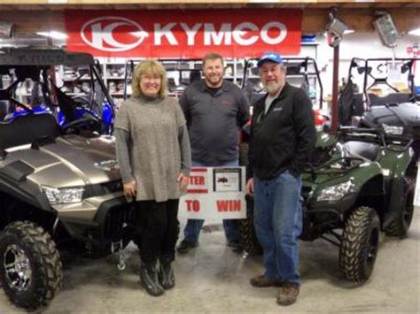 Grand Prize Winner Sweepstakes - kymco grand prize winner announced for 2016 kymco american flat track sweepstakes