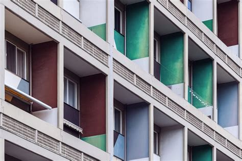Le Corbusier Farben by Bauwelt Schalter In Den Farben Le Corbusier