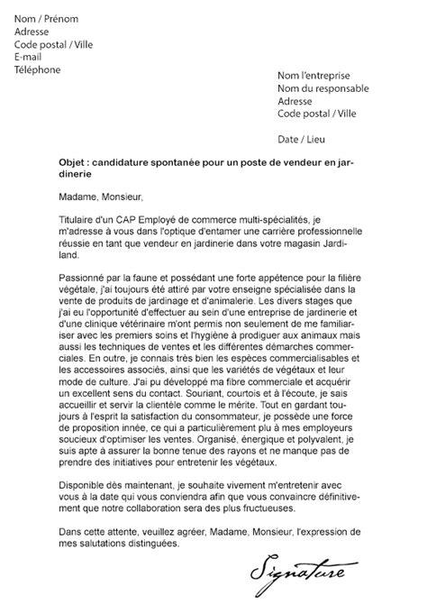 Lettre De Motivation Candidature Spontanée Consultant Junior Lettre De Motivation H M