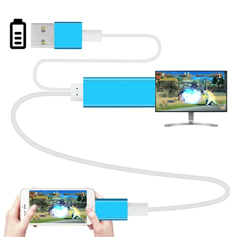 Iphone 5 5s 5 Se 6 6s 6plus 7 7 Plus Anti Heat Bumper Casing Kuat hdmi cable for iphone 5 5s 5c se 6 6s 6plus 6splus tv