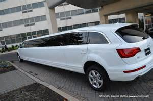audi q7 limousines enidhi india
