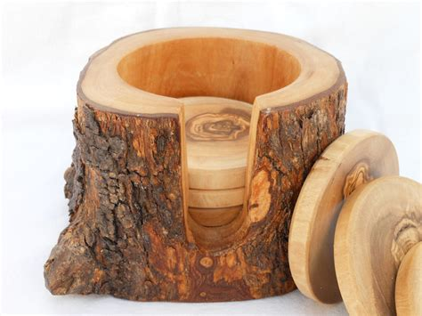 Handmade Wooden Coasters - the 16 most amazing designs of handmade wooden coasters
