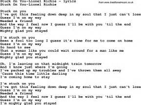 mp3s it who you are song lyrics lionel richie stuck on you with lyrics new songs mp3