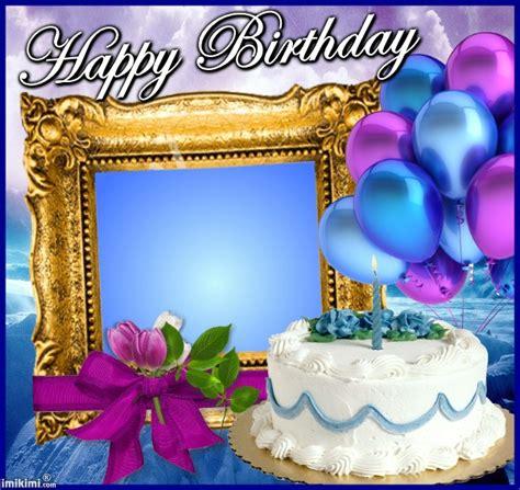 happy birthday photo frame template happy birthday frame from www imikimi free birthday