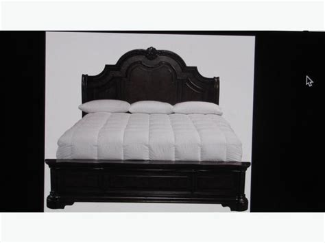 wanted king size headboard footboard and rails summerside