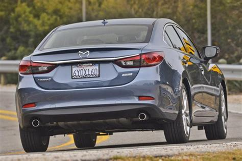 mazda car models 2015 2015 mazda6 new car review autotrader