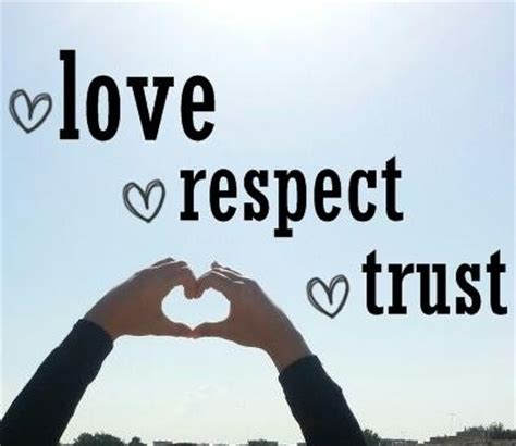 images of love respect love and respect quotes sayings love and respect