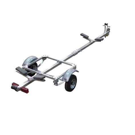 Trailex Ultra Light Duty Boat Trailer With Leaf Springs