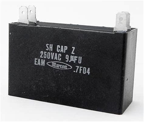how does a capacitor start motor work why does my motor need a capacitor west florida components