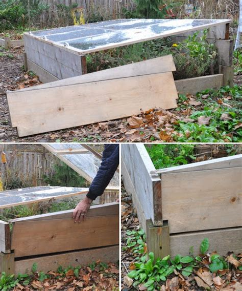 raised bed cold frame from raised bed to cold frame in minutes hometalk