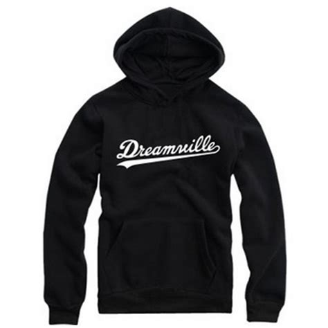 Hoodie Swag It Out hoodies hip hop dreamville j cole logo thick hooded