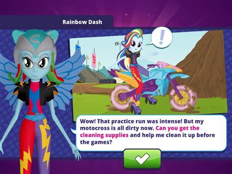 Sepatu Roda 1 Pony app update equestria 3 the friendship