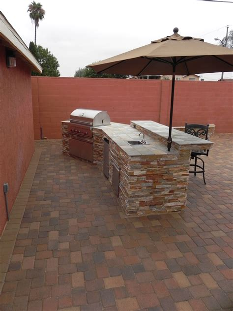 backyard built in bbq backyard kitchen built in grill patio bbq grill built in gogo papa