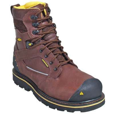Sepatu Safety Oscar keen utility boots s insulated waterproof 8 inch work