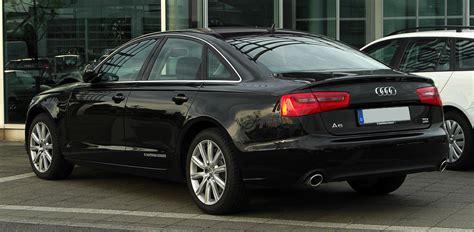 File:Audi A6 3.0 TDI quattro (C7) ? Heckansicht (1), 13. Mai 2011, Velbert Wikimedia Commons