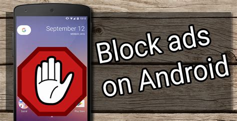 ad blocker android no root simple android ad blocking no root required danielflannery ie