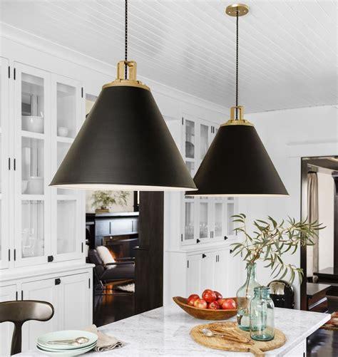 Black Kitchen Lighting Best 25 Black Pendant Light Ideas On Pinterest Pendant Lights Black Pendants And Midcentury