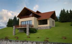 design a home slope house plans functional design