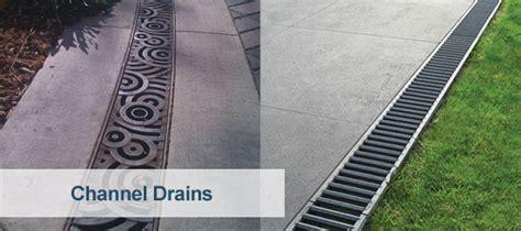 channel drains universal home improvement