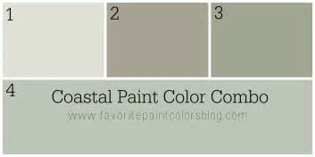coastal paint colors coastal paint color combination favorite paint colors