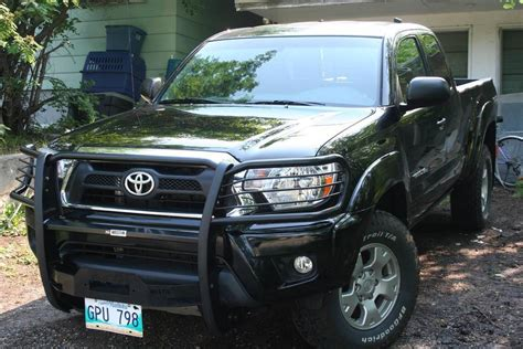 Toyota Tacoma Brush Guard 301 Moved Permanently