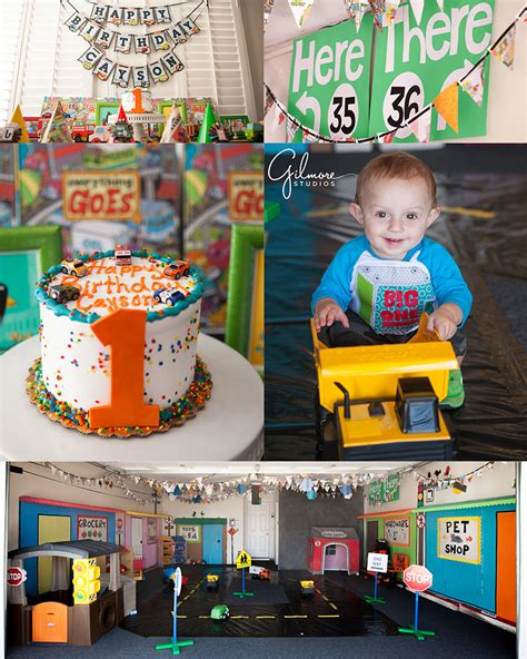 birthday themes for a 1 year old birthday party theme ideas for 1 year old boy image