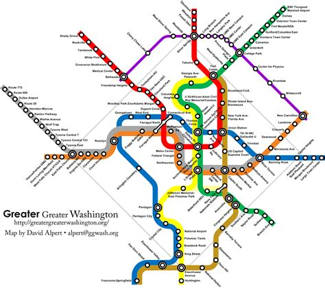 washington dc railroad map how amazing would this be wmata metrorail