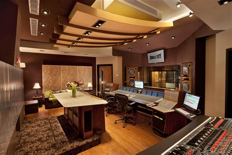 charitybuzz penthouse recording session  stu white  engineer lot
