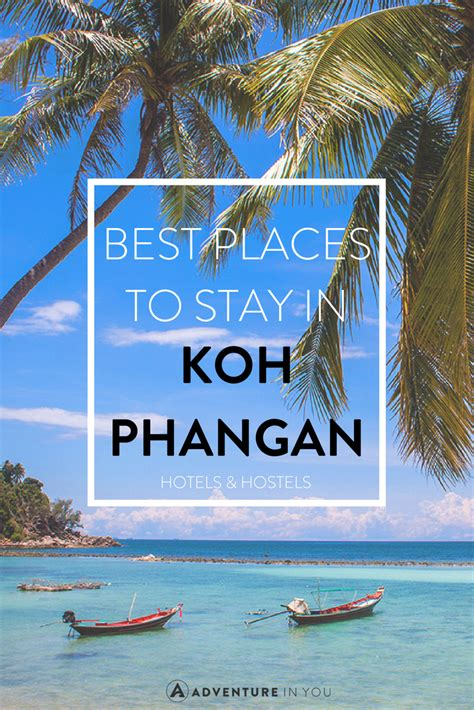 koh phangan best place to stay best places to stay in koh phangan thailand koh phangan