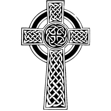 Celtic Cross Coloring Pages celtic cross printable coloring pages