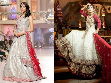 Best Bridal Walima Dresses Designs & Colors 2016 2017