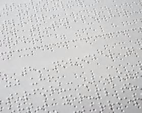Blind Brail 204th Birthday Of Louis Braille Facts For Kids People