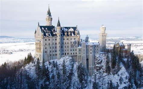 neuschwanstein castle bavaria wallpapers neuschwanstein