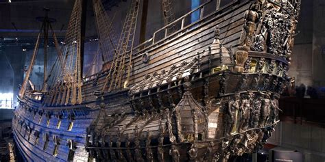 vasa museet the warship vasa part 1 shipwrecks and submerged worlds
