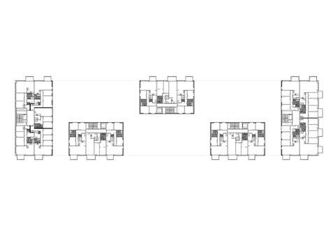 c humphreys housing floor plans gallery of parkrand mvrdv 25