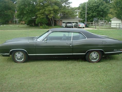 1970 Ford Galaxie 500 by 1970 Ford Galaxie 500 Fastback Image 50
