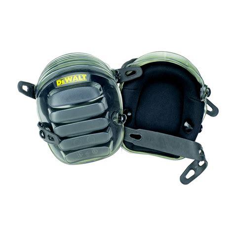 shop dewalt rubber cap knee pads at lowes com
