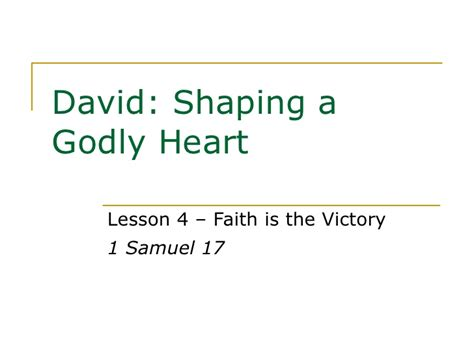 the way to brave shaping a david faith for today s goliath world books 070204 david faith is the victory 1 samuel 17 dale