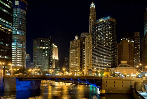 Of Illinois Part Time Mba Chicago by Jet Charter To Chicago Illinois Il Pa