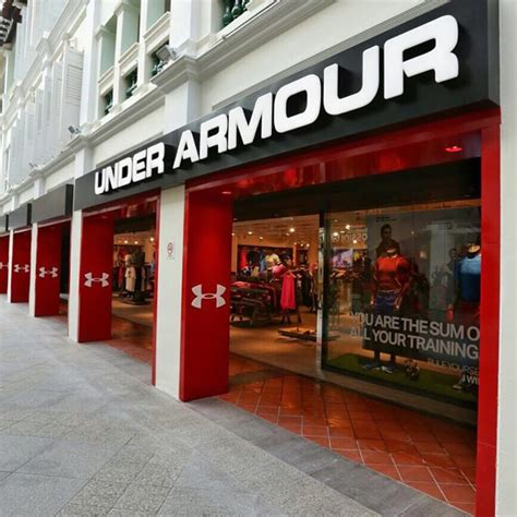 under armoir outlet new under armour outlet at bugis junction