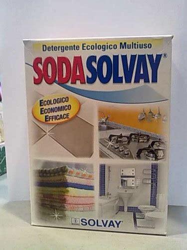 soluzione suprema dove si compra soda solvay