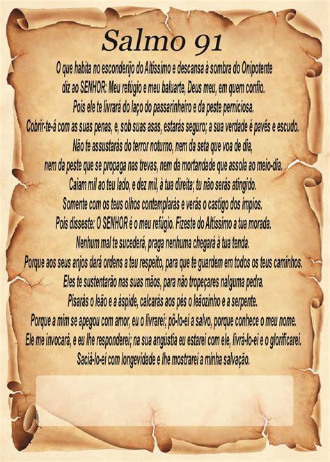 Salmo 91 En Espanol | image gallery salmo 91 espanol