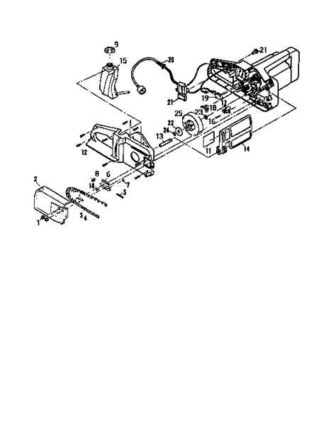 eager beaver chainsaw parts diagram mcculloch chainsaw parts lookup beforebuying