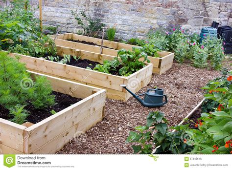 rustic flower garden rustic country vegetable flower garden with raised beds