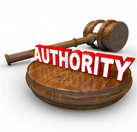 of authority authority vs authenticity wheat and tares