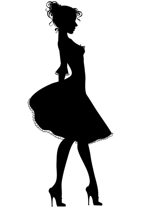 library clipart free free sillhouette free clip free clip