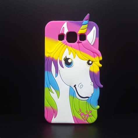 Samsung Galaxy A5 E5 J5 aliexpress buy 3d unicorn silicone for samsung galaxy a5 e5 j5 a5000 e500