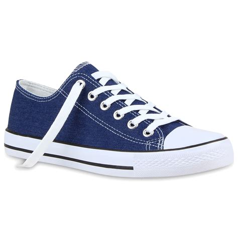 Sneakers Denim herren sneaker in denim blau 890803 4439