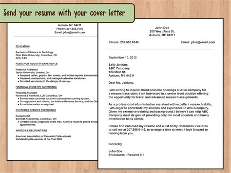 How To Write A Cover Letter For A Resume by How To Write A Cover Letter For A Recruitment Consultant